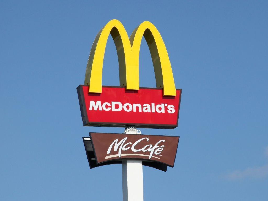 10. McDonald's