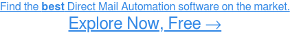 Find the best Direct Mail Automation software on the market →
